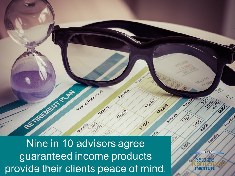 Nine in 10 Advisors Agree
