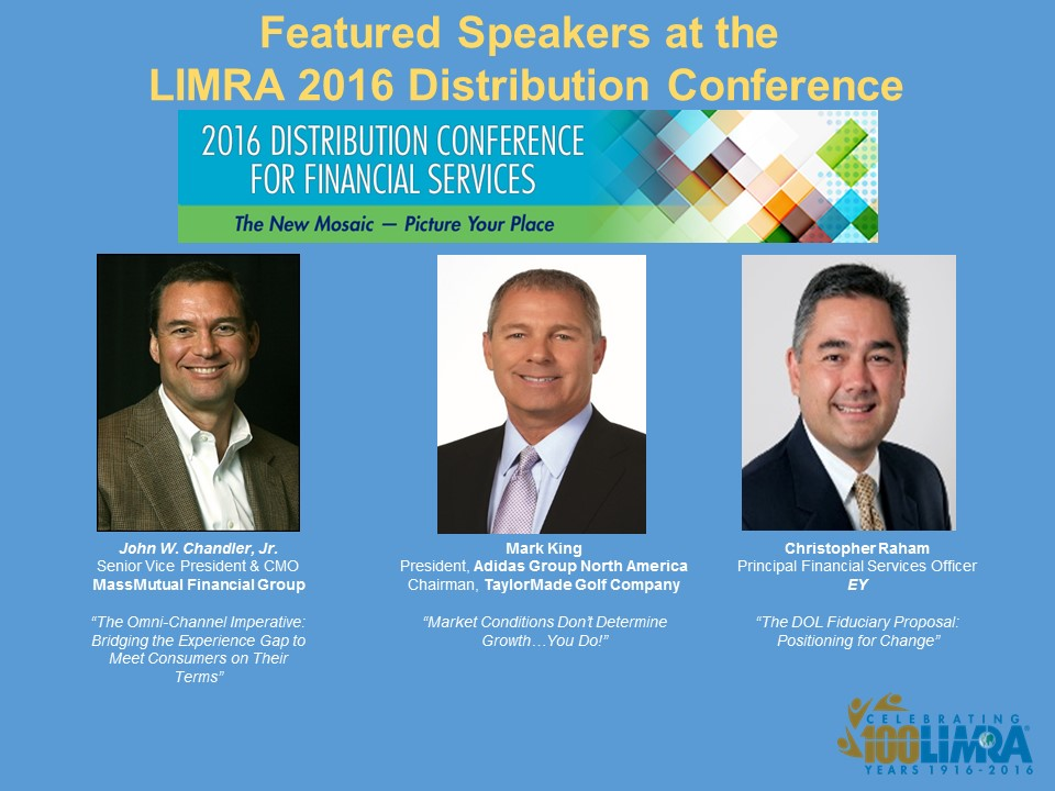 2016 Distribution Conference