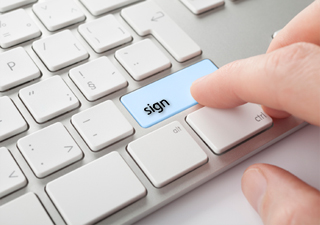Sign-in-E-Signature