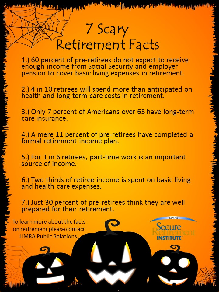 Seven Scary Retirement Facts